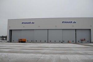 Ryanair, Hahn