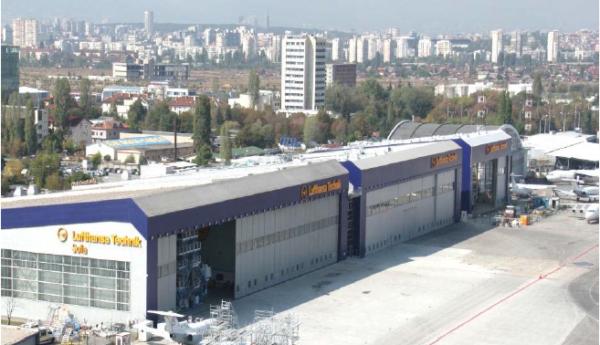 Lufthansa Technik – Sofia